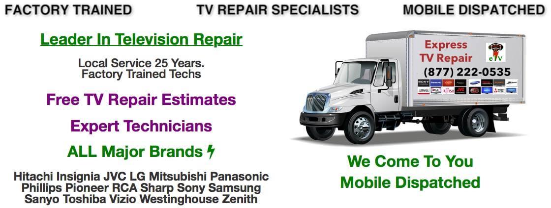 samsung tv repair local service for all models - Mobile Tv Repair