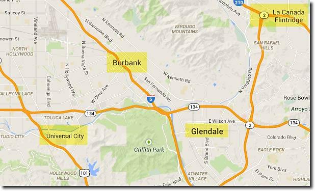Express TV Repair Burbank- Glendale Valley CA TV Repair