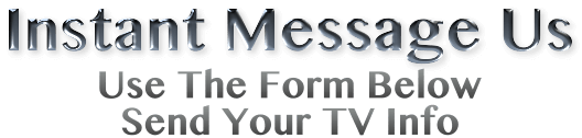Free TV Repair Extimates & Quotes