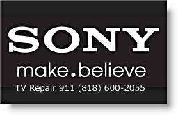 Sony TV Repair Service