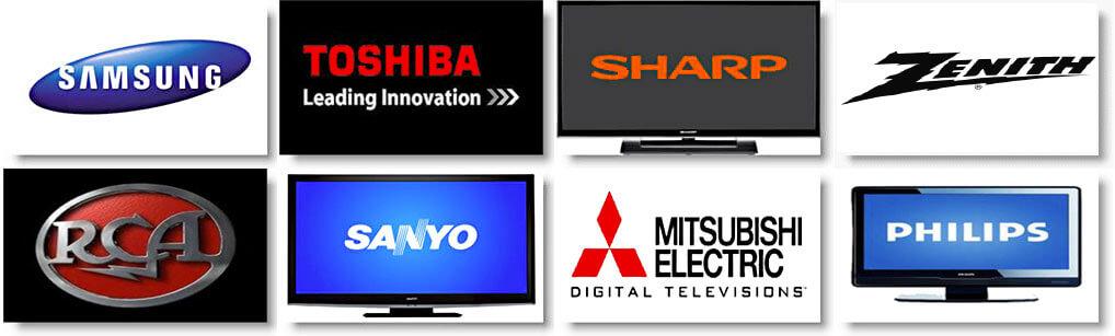 Mitsubishi & Sharp TV Repair