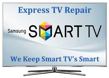Local TV Repair For Samsung Smart Televisions
