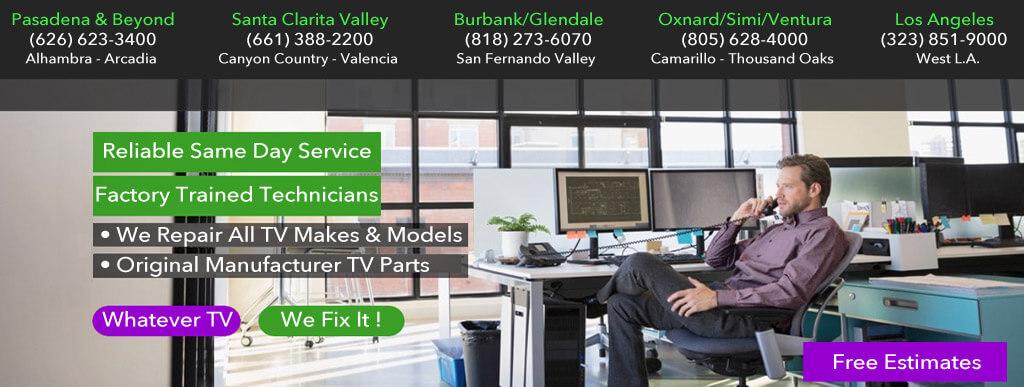 eTV Express TV Repair