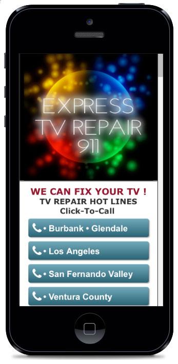 Express TV Repair Mobile