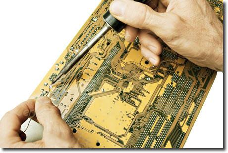 TV Repair Main Board