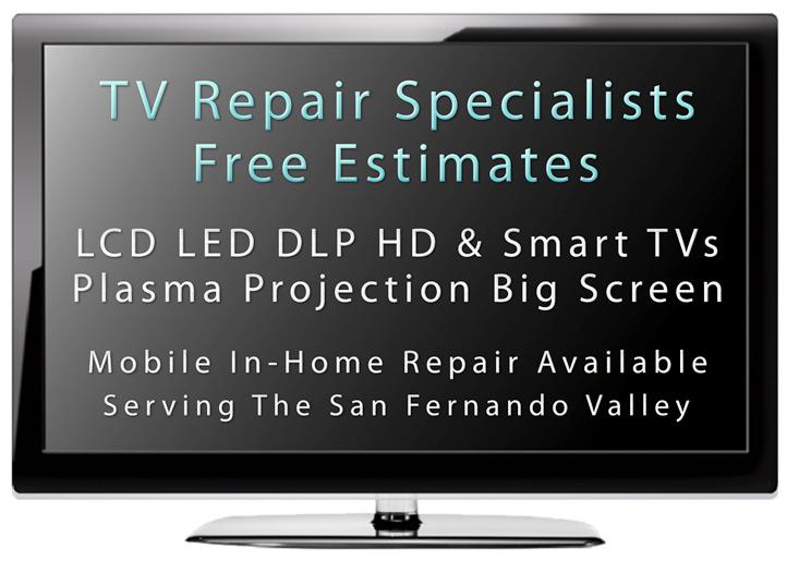 San Fernando Valley TV Repair