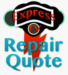 TV Repair Quote